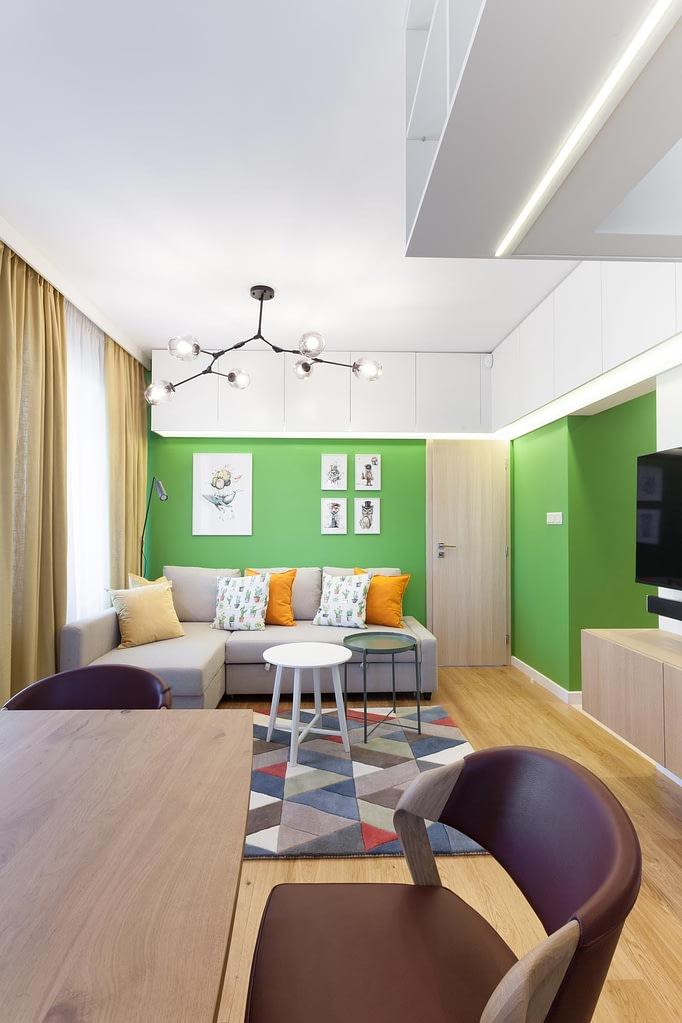 Rinnovation - ремонт, довършителни работи, обзавеждане на апартамент в ЕПК в Слатина