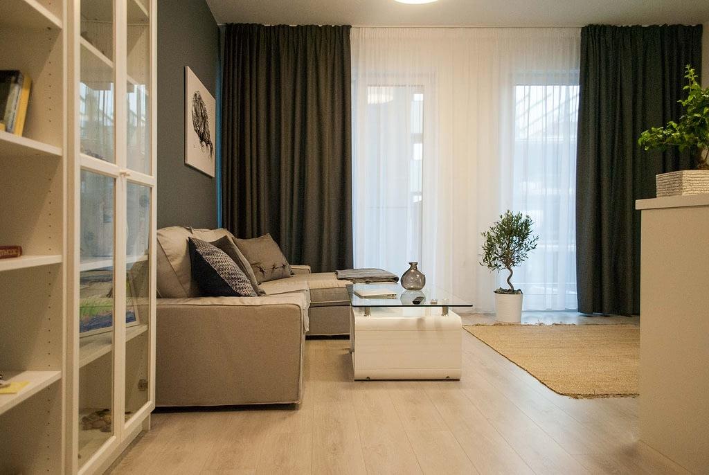 ремонт, реновация и обзавеждане на апартамент в комплекс Vitosha View
